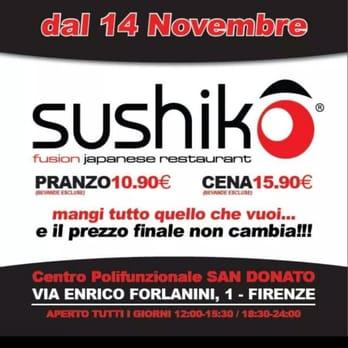 Sushi Ko Restaurant Week Menu