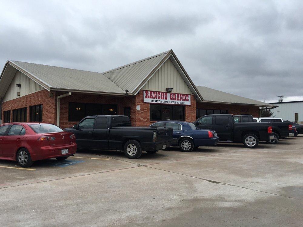 Rancho Grande Cafe: 4318 Bellmead Dr, Waco, TX