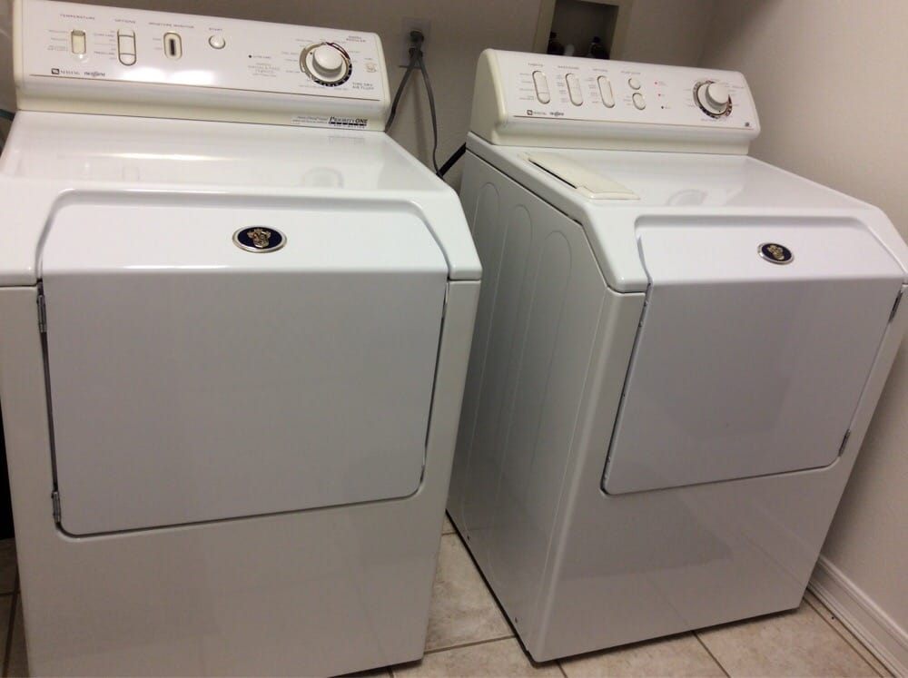 our 15 year old maytag neptune washer and dryer set thank