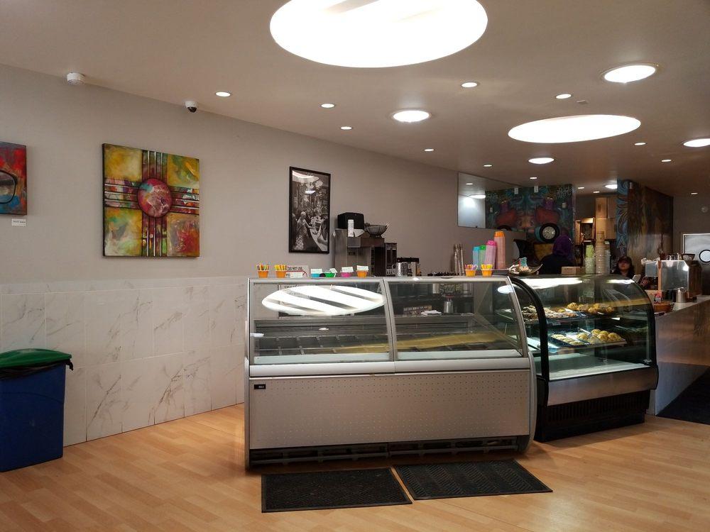 Social Spots from Ecco Espresso & Gelato