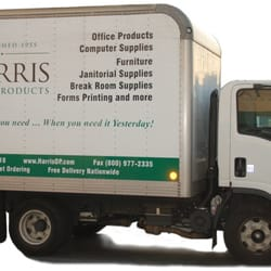 harris office products - office equipment - 7100 valjean ave, van
