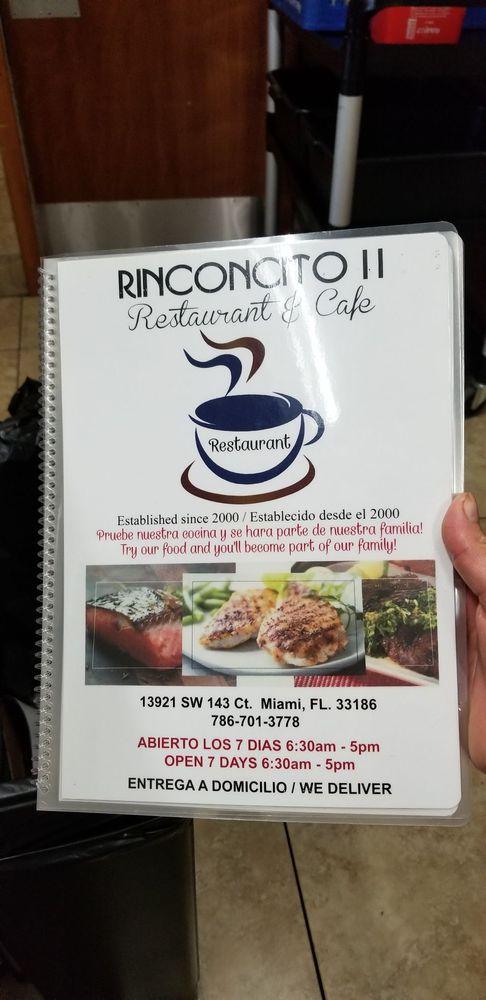Rinconcito Rest & cafe