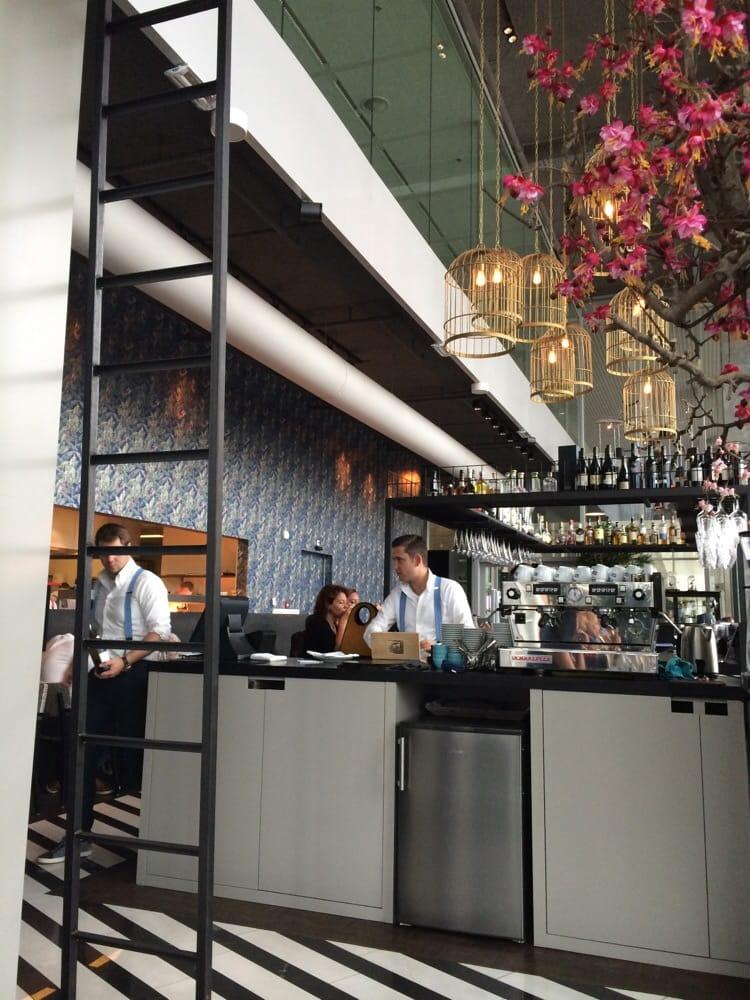 HMB Restaurant: Holland Amerika Kade 104, Rotterdam, ZH