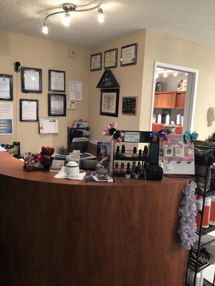 Carrie's Hair Studio: 22811 Meridian Ave E, Graham, WA