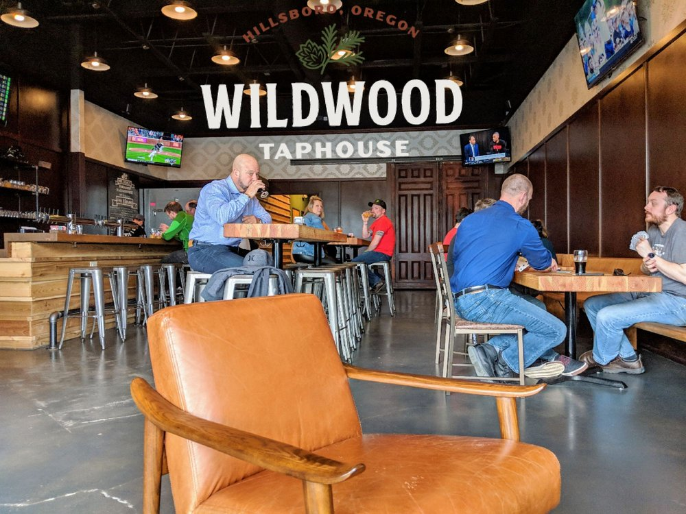 Wildwood Taphouse: 9345 NE Windsor St, Hillsboro, OR
