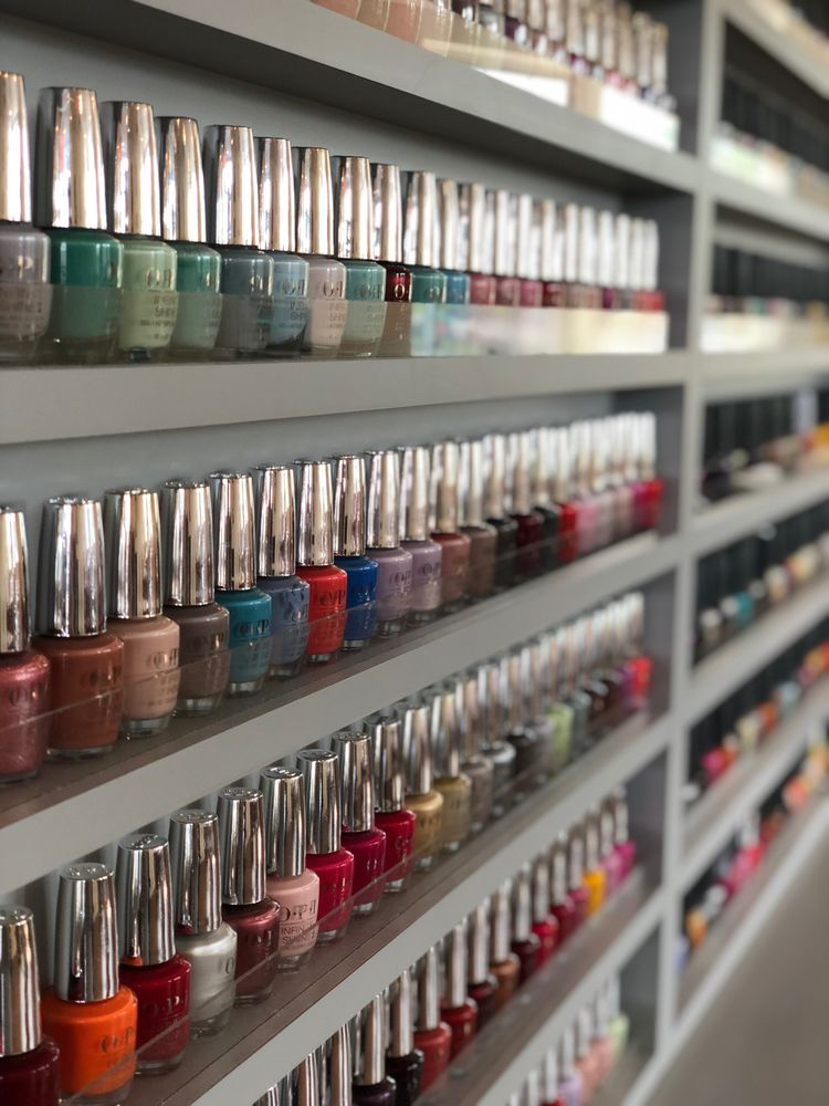 T Nail Lounge: 730 Frederick Rd, Catonsville, MD