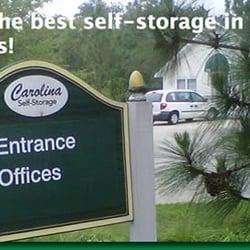 Photo Of Carolina Self Storage Corp Southern Pines Nc United States