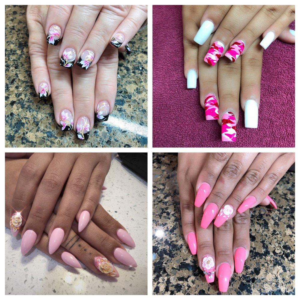 C C Nails: 5325 Gunn Hwy, Tampa, FL