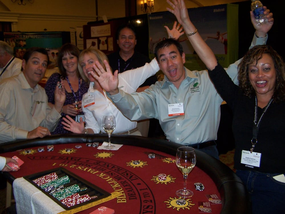 Sun City Casino Parties and Rentals: Covina, CA