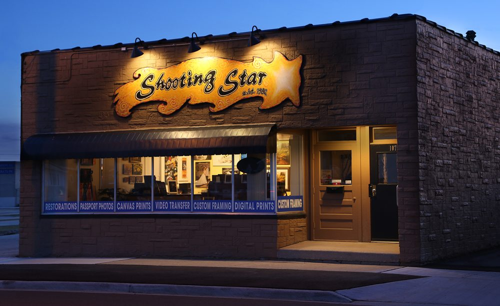 Shooting Star Photo & Custom Framing - Get Quote - Framing - 741 W ...