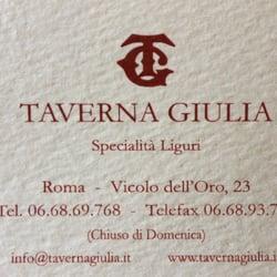 Photo Of Taverna Giulia