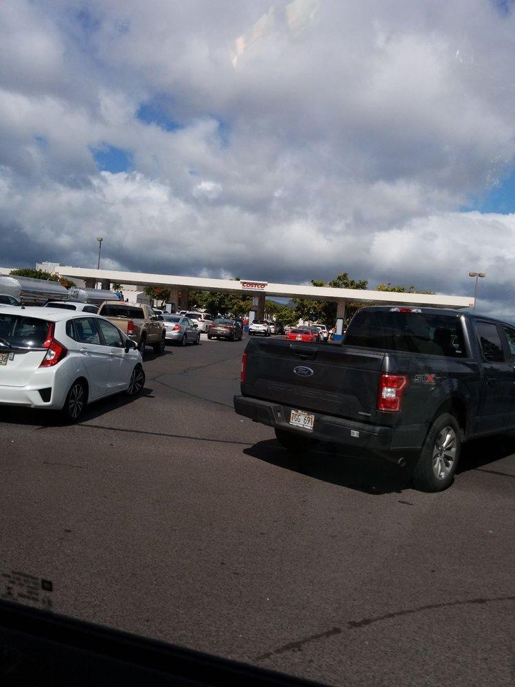 Costco Gas Station: 94-1231 Ka Uka Blvd, Waipahu, HI