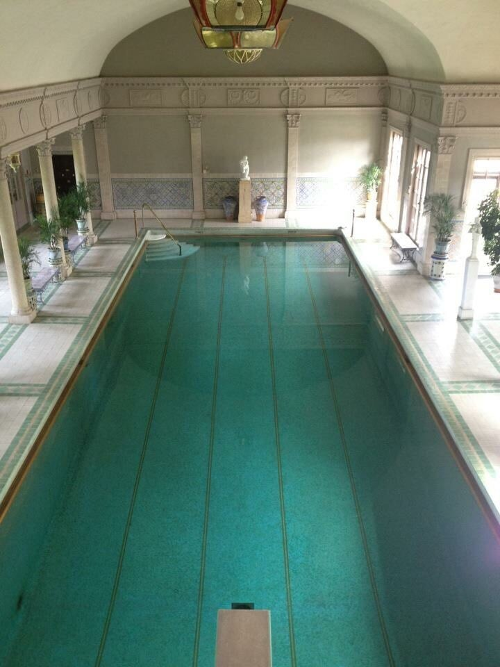 Sleepy Hollow Auto >> Indoor pool in the playhouse - Yelp