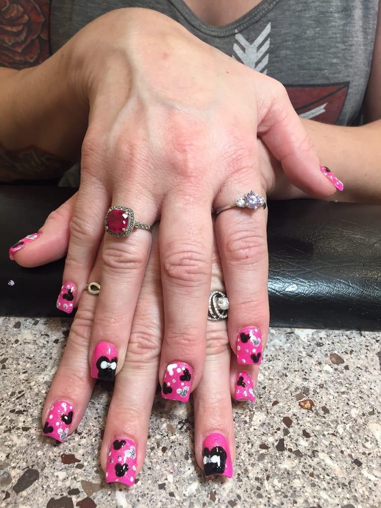 One of many good jobs by 5 star nails Hesperia -Heidi - Yelp