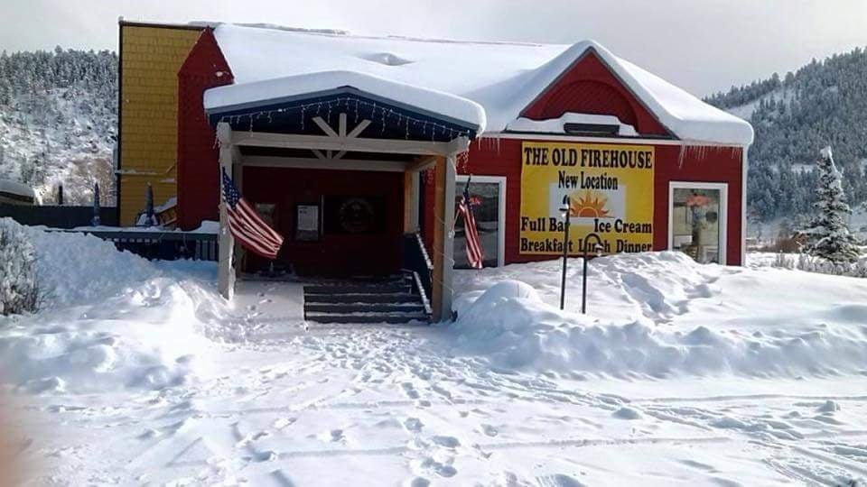 The Old Firehouse Restaurant South Fork Co