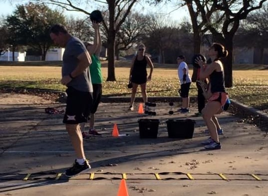 An Outdoor Circuit At A Coed Class Yelp