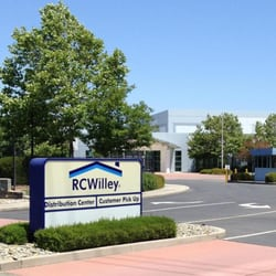 Photo Of RC Willey Roseville Distribution Center