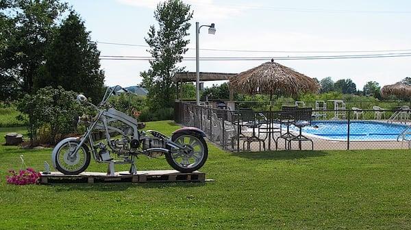 Photo Of Lanz S Motel Cottages Trailer Park Clayton Ny United States