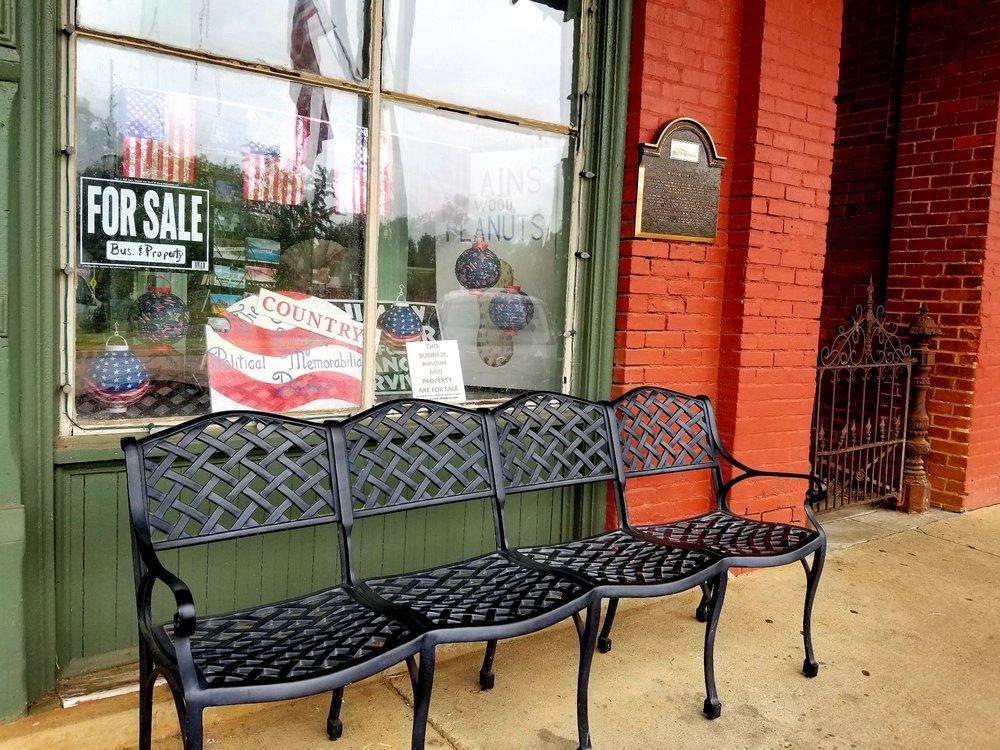 Plains Trading Post: 124 E Main St, Plains, GA