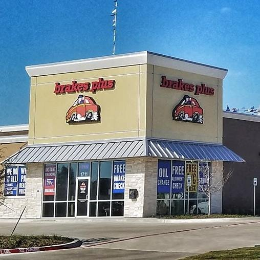 Brakes Plus - Allen: 1711 N Greenville Ave, Allen, TX