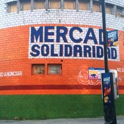 Mercado Solidaridad - Mercados y tianguis - Plaza de S ... - photo#32
