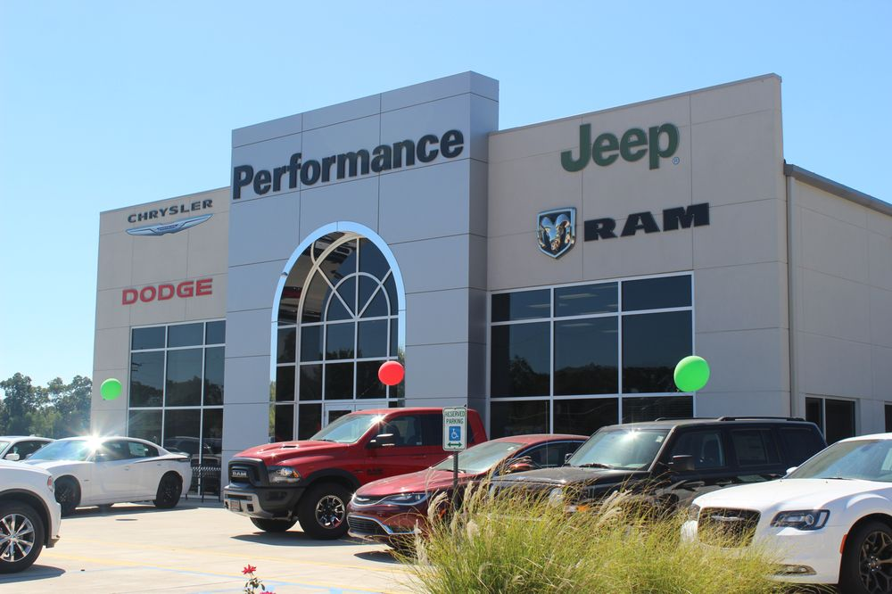 Performance Dodge Chrysler Jeep Ram: 6100 Hwy 84, Ferriday, LA