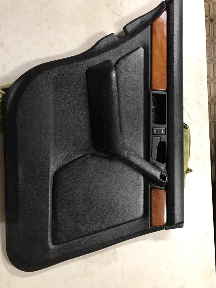 Rogelio's Auto Upholstery: 15232 Arrow Hwy, Baldwin Park, CA