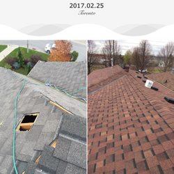 Dachdecker Kanada mj guardian roofing dachdecker 28 belinda square milliken
