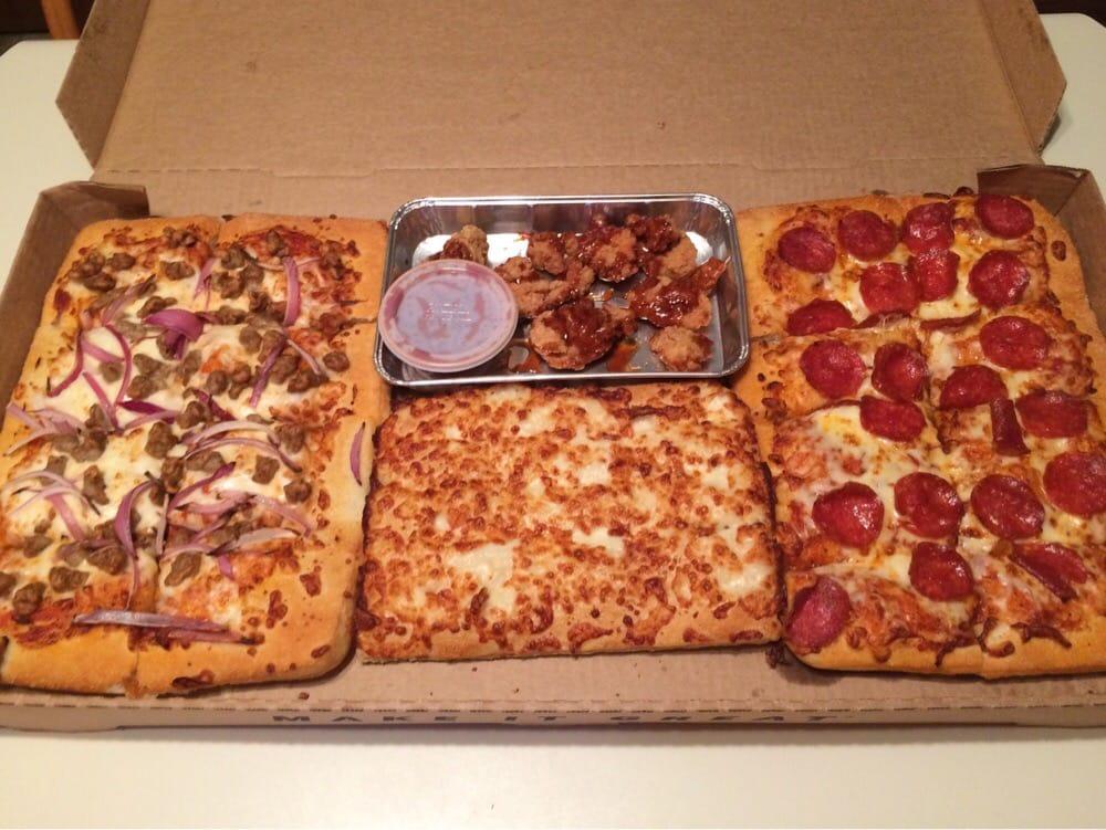 Pizza Hut: 1214 Speedway, Trumann, AR