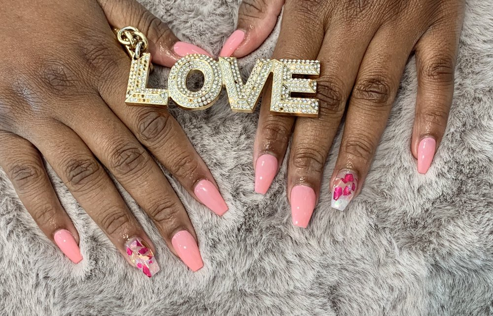 Bliss Nail Salon - Elkridge: 7700 Hearthside Way, Elkridge, MD