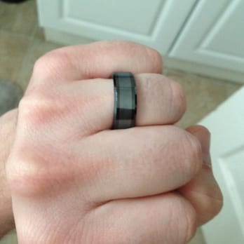 9476504ed Photo of Titanium Kay - Los Angeles, CA, United States. Tungsten Carbide  Grey