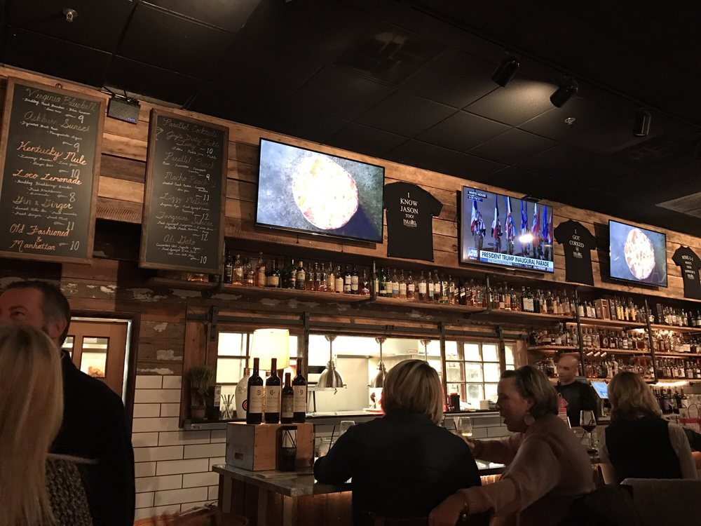 Parallel Wine and Whiskey Bar: 43135 Broadlands Ctr Plz, Ashburn, VA