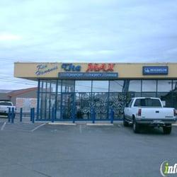 The MAX  Tires  6446 San Pedro Ave San Antonio TX  Phone