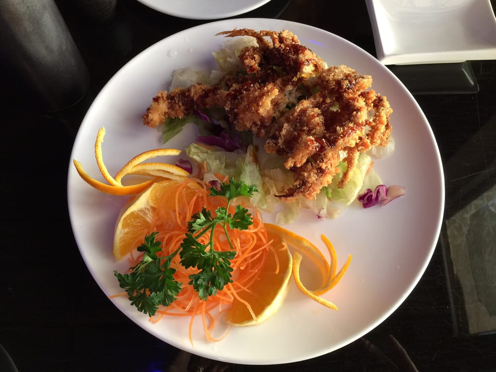 Delicious soft shell crab yelp for Akira japanese cuisine