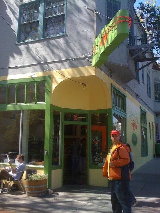 Duboce Park Cafe San Francisco Ca