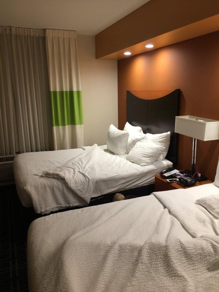 Fairfield Inn & Suites: 422 W Tehachapi Blvd, Tehachapi, CA