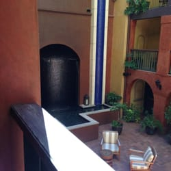Photo Of Hotel Valencia Riverwalk San Antonio Tx United States Courtyard Rooms