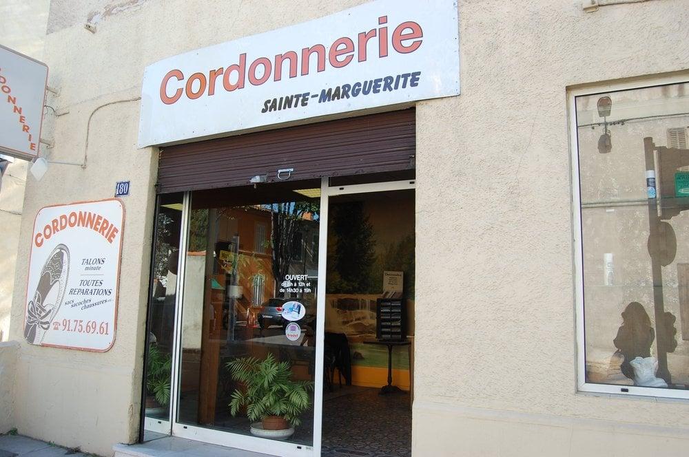 Cordonnerie sainte marguerite calzolai 180 bd de for O meuble sainte marguerite