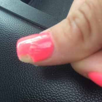 Photo of Nail Arts - Delafield, WI, United States. My thumb nail that