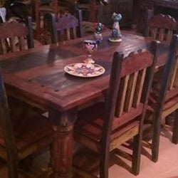 Photo Of Rustic Crossroads   Cresson, TX, United States. Dining Table