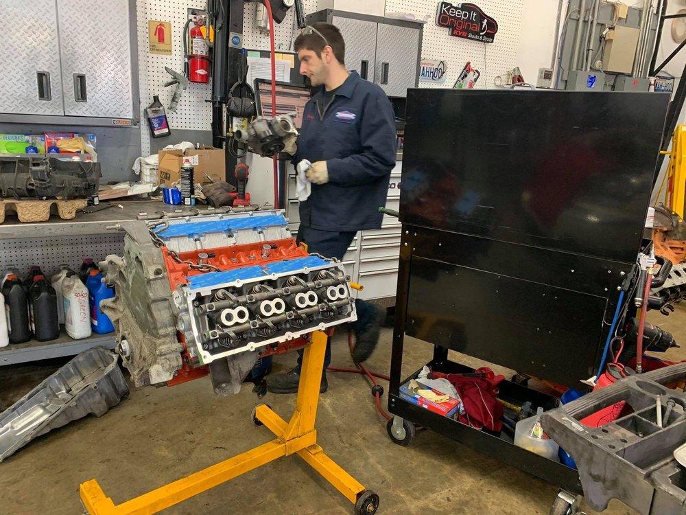 Local Wrench: 23530 NE Sr 3, Belfair, WA