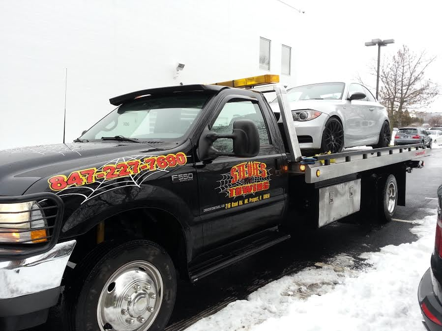 Towing business in Mount Prospect, IL
