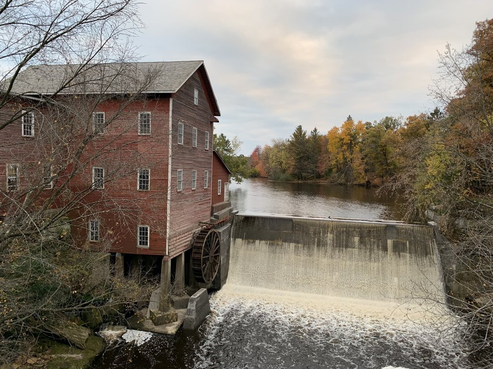 Dells Mill: E18855 Co Rd V, Augusta, WI