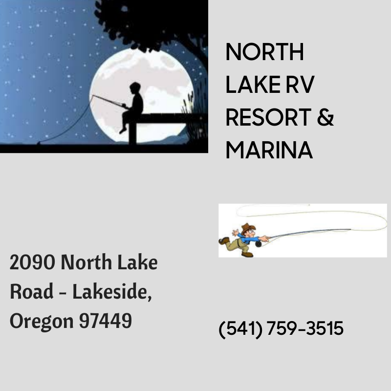 North Lake RV Resort & Marina: 2090 N Lake Rd, Lakeside, OR