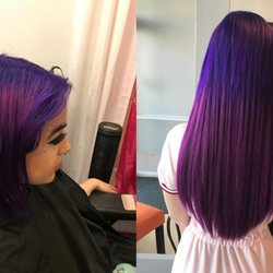 Chicago hair extensions salon 108 photos 39 reviews hair photo of chicago hair extensions salon chicago il united states purple hair pmusecretfo Image collections