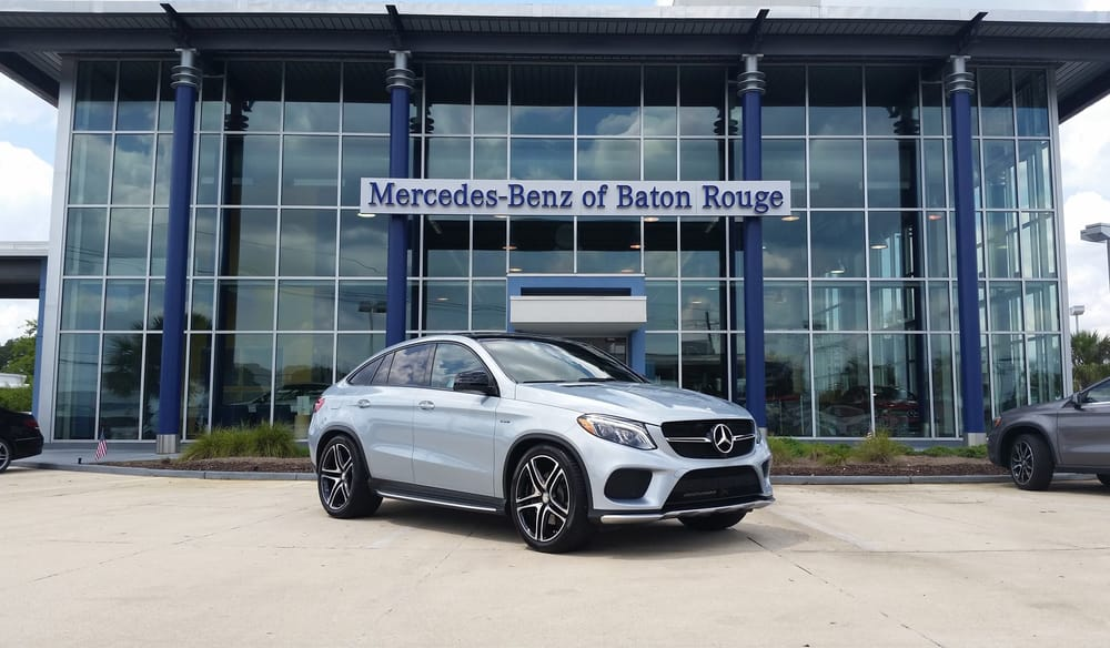 the all new gle coupe featured in jurassic world yelp ForMercedes Benz Baton Rouge Service