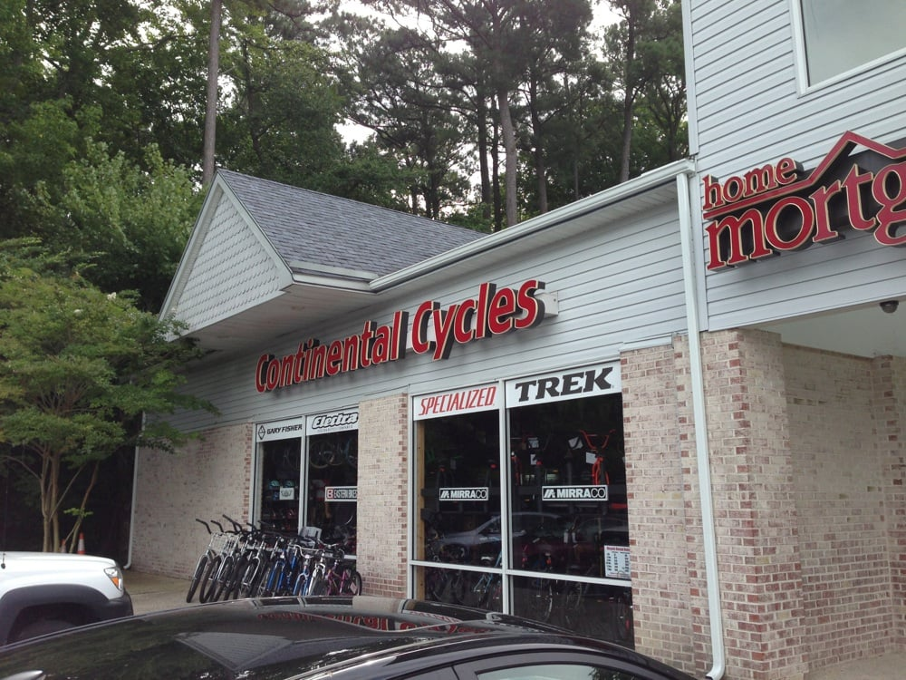Continental Cycles