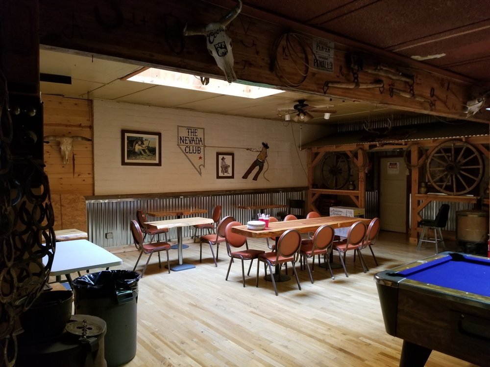 Nevada Club: Pioche, NV