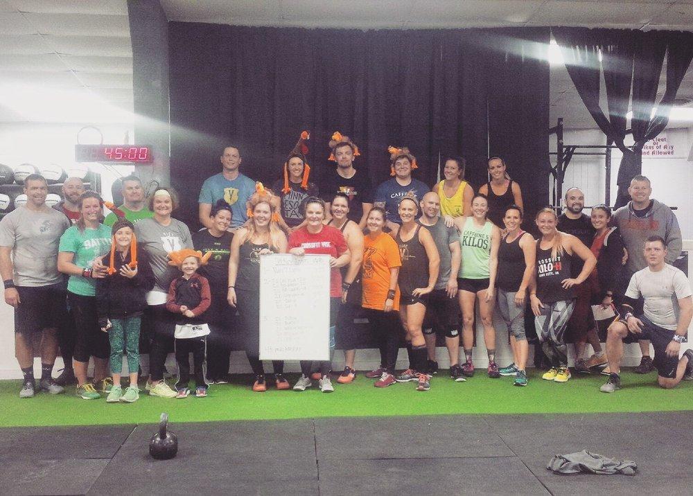 CrossFit Vise: 20595 McPhearson Ave, Council Bluffs, IA