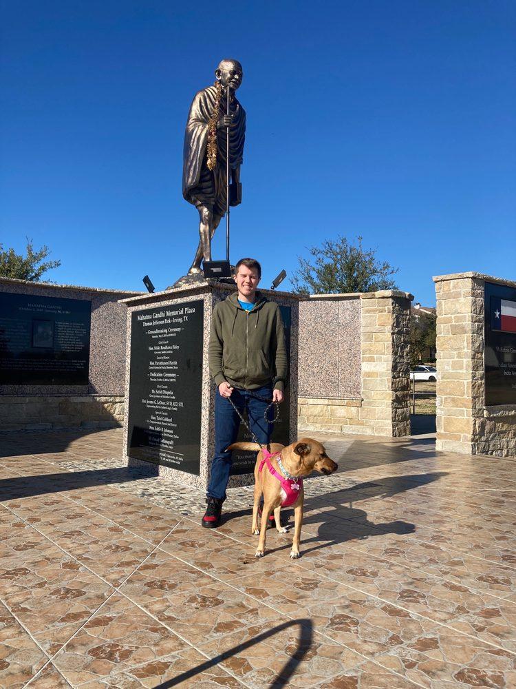 Mahatma Ghandi Memorial Plaza